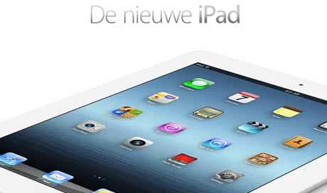 win de NEW iPad